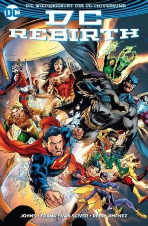 DC Universe: Rebirth