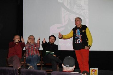 Bilder vom Comic Café vom 28.02.2018