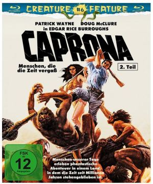 Caprona: Das vergessene Land