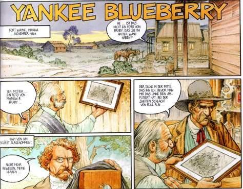 Blueberry Chroniken 19: Mann gegen Mann