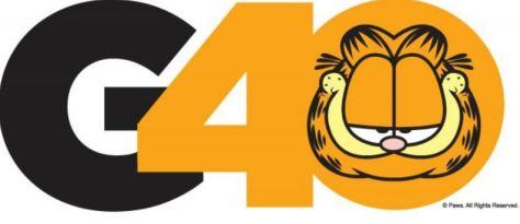 Jim Davis: Garfield - 40 Jahre Lachen & Lasagne