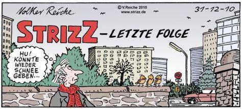 Volker Reiche: Strizz