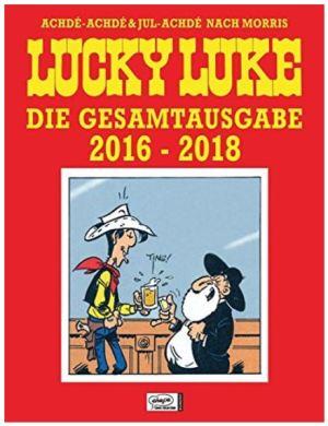 Lucky Luke – Die Gesamtausgabe: 2016 – 2018