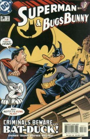 Superman / Bugs Bunny