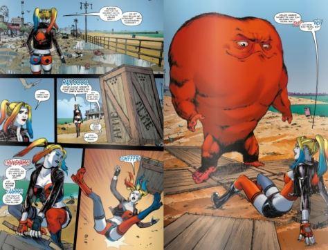 DC und die Looney Tunes