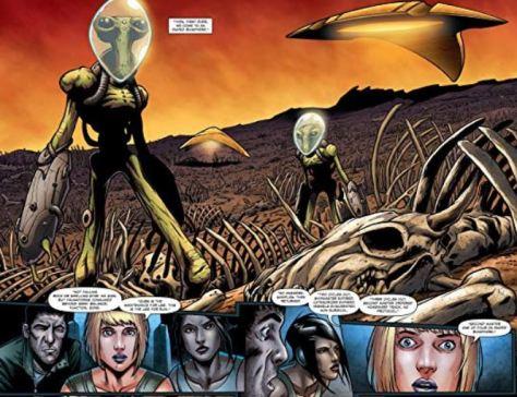 Garth Ennis: Caliban – Odyssee ins Grauen