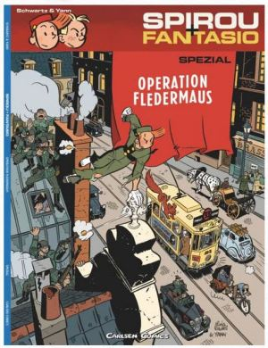 Spirou und Fantasio: Operation Fledermaus