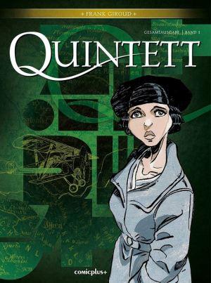 Frank Giroud: Quintett