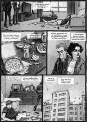 Miguelanxo Prado: Leichte Beute