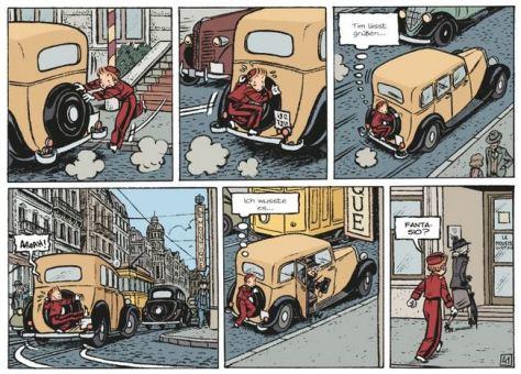 Émile Bravo: Spirou - Porträt eines Helden als junger Tor
