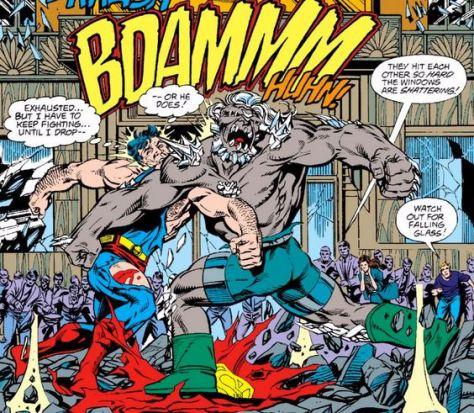 Der Tod von Superman