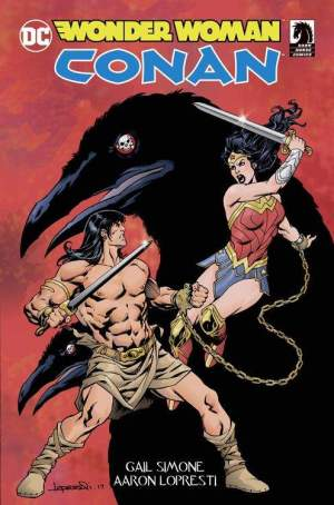 Wonder Woman/Conan