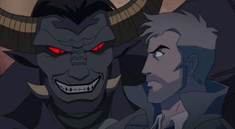DC Constantine: City of Demons