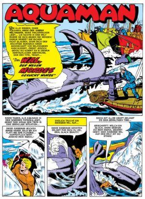Aquaman Anthologie