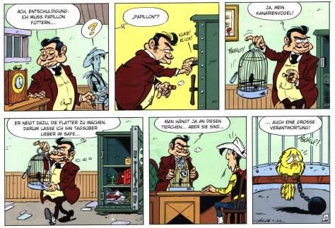 Lucky Luke # 97: Ein Cowboy in Paris