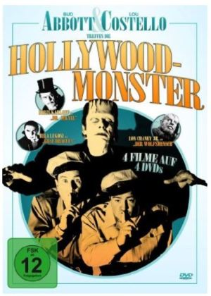 Abbott & Costello treffen die Hollywood-Monster
