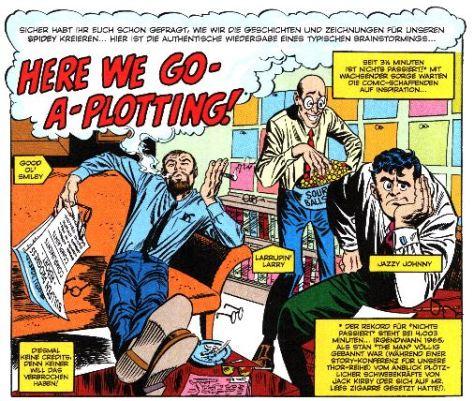Stan Lee: Helden, Götter und Mutanten