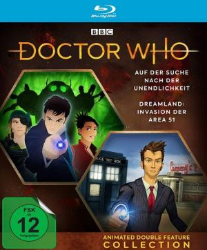 Doctor Who Animated