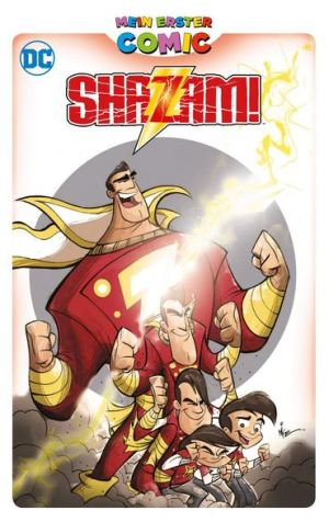 Mike Kunkel: Shazam!
