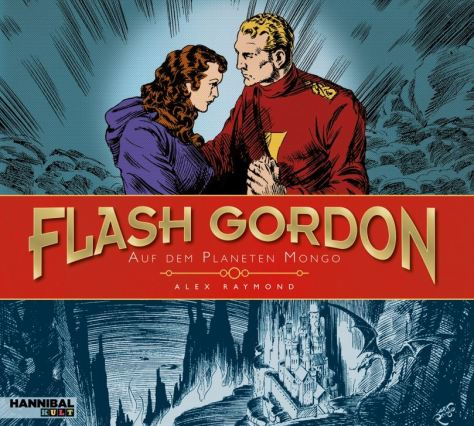 Alex Raymond: Flash Gordon