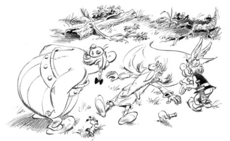 Asterix -Das Geheimnis des Zaubertranks