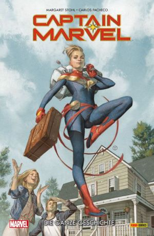 Captain Marvel Anthologie