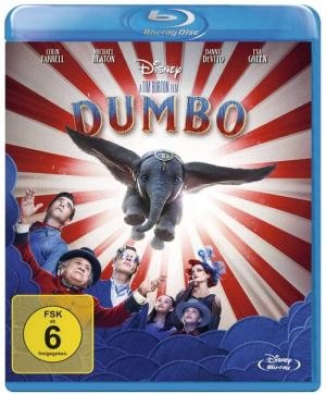 Tim Burton: Dumbo