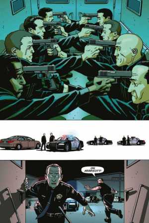 Garth Ennis: A Walk through Hell