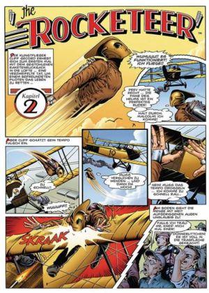 Dave Stevens: Rocketeer