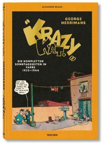 George Herriman: Krazy Kat