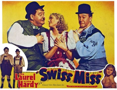 Laurel & Hardy: Swiss Miss