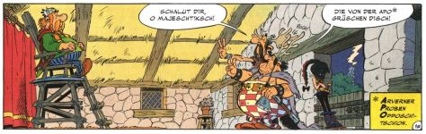 Asterix: Die Tochter des Vercingetorix