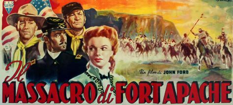 Kavallerie-Trilogie von John Ford