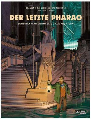 Blake und Mortimer: Der letzte Pharao