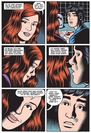 Charles Burns: Daidalos