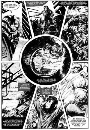 Planet der Affen – Archiv 4