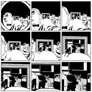 Marc-Antoine Mathieu: 3 Sekunden