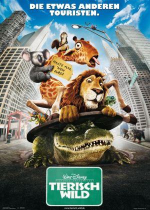 Walt Disney: Tierisch Wild