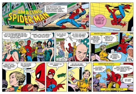 Spider-Man Newspaper Comics Collection