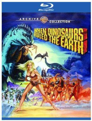 Als Dinosaurier die Erde beherrschten
