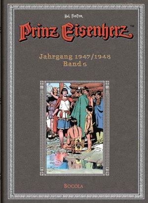 Hal Foster: Prinz Eisenherz, Jahrgang 1947/1948