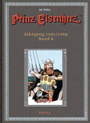 Hal Foster: Prinz Eisenherz, Jahrgang 1951/1952