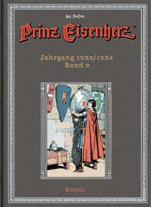 Hal Foster: Prinz Eisenherz, Jahrgang 1953/1954