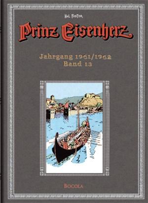 Hal Foster: Prinz Eisenherz, Jahrgang 1961/1962