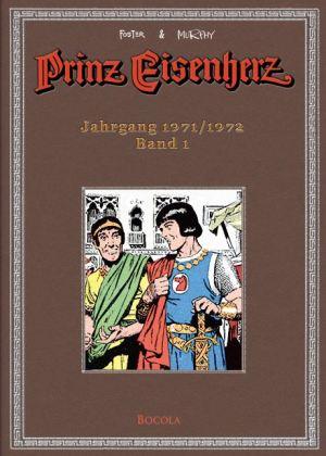 Hal Foster: Prinz Eisenherz, Jahrgang 1969 - 1971