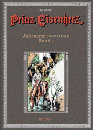 Hal Foster: Prinz Eisenherz, Jahrgang 1937/1938