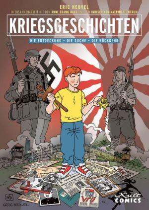 Eric Heuvel: Kriegsgeschichten