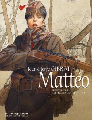 Gibrat: Mattéo # 5