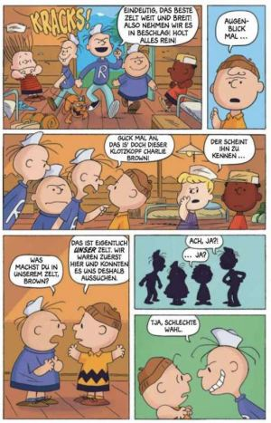 Lauf um Dein Leben, Charlie Brown