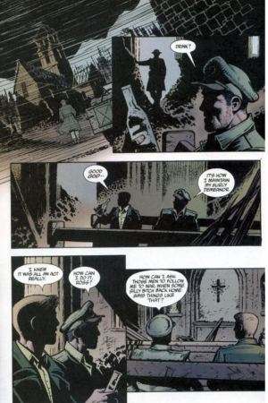 Garth Ennis: War Stories